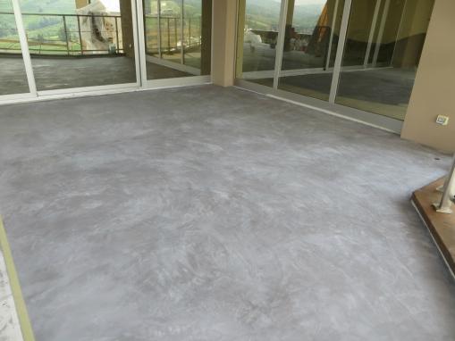 Cemento spatolato - Pavimentazioni - RESIM.TEC S.A.S. DI CAPELLI ...